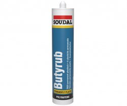 Tmel Butyrub 310ml Soudal