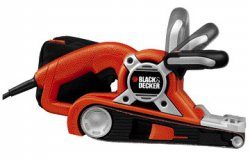 Black&Decker KA88 pásová bruska 720W 75x533mm