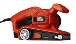 Black&Decker KA86 pásová bruska 720W 75x457mm