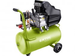 Extol Craft 418201 olejový kompresor 1100W