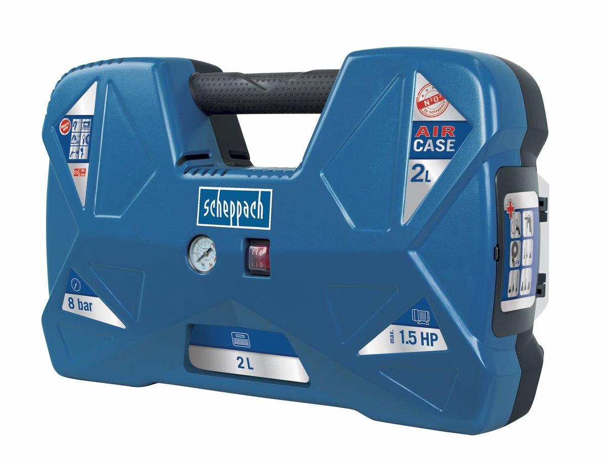 Scheppach Air Case bezolejový kompresor Scheppach