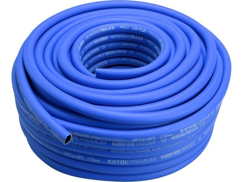 """Hadice pneu gumová 50m Extol Premium - 1/2"""" 13/19mm 8865146 EXTOL PREMIUM"""