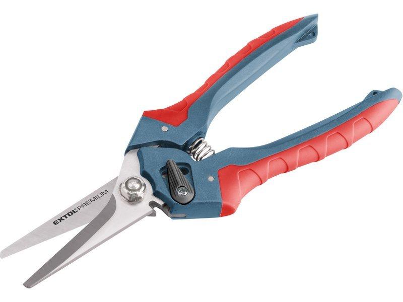 Nůžky univerzální 21cm Extol Premium 8855202