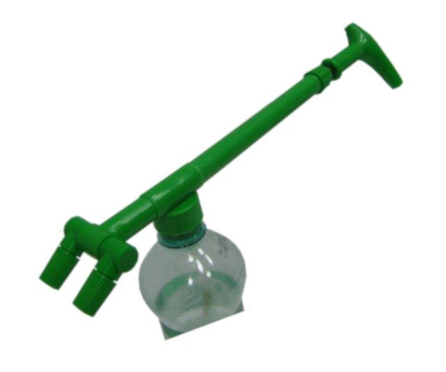 Ruční postřikovač na PET lahev