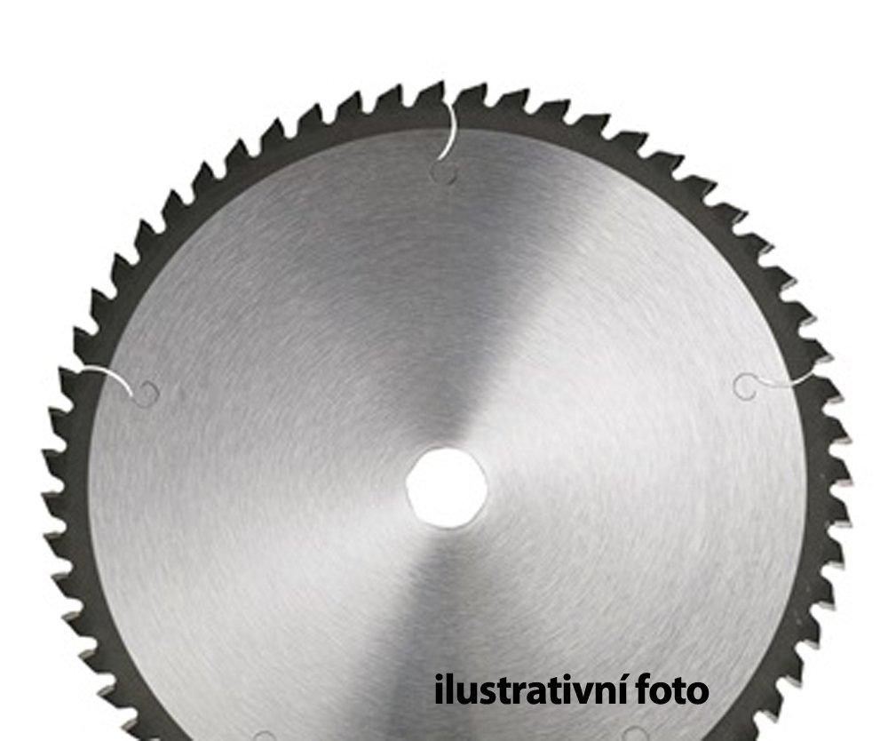 Kotouč pilový dřevo Scheppach - 210/30mm 72z