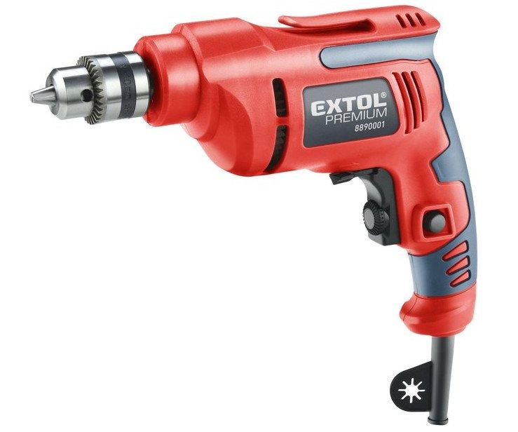 Extol Premium 8890001 vrtačka 450W 1-10mm
