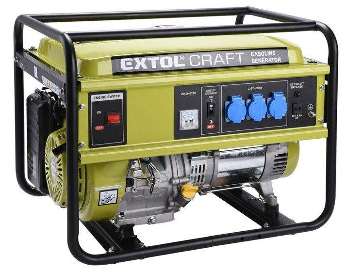 Extol Craft 421010 elektrocentrála 5,5kW
