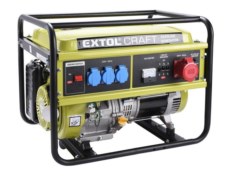 Extol Craft 421011 elektrocentrála 5,5kW