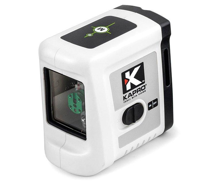 Laser křížový zelený Kapro 862G