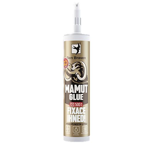 Lepidlo Mamut Glue HIGH TACK - 600ml bílý