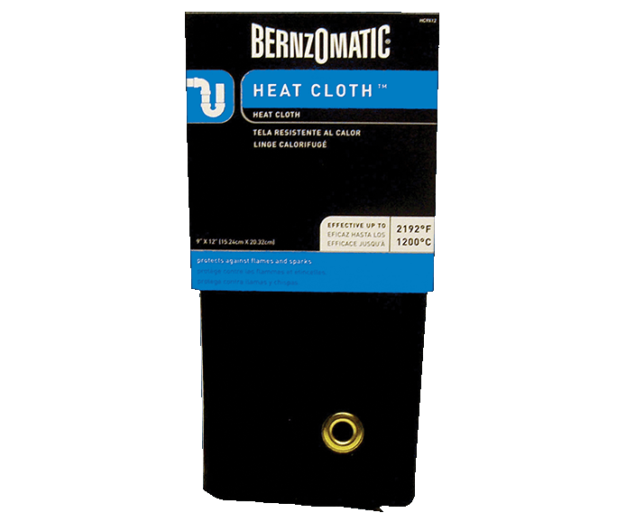 Tkanina ochranná 23x30cm Bernzomatic HC9X12