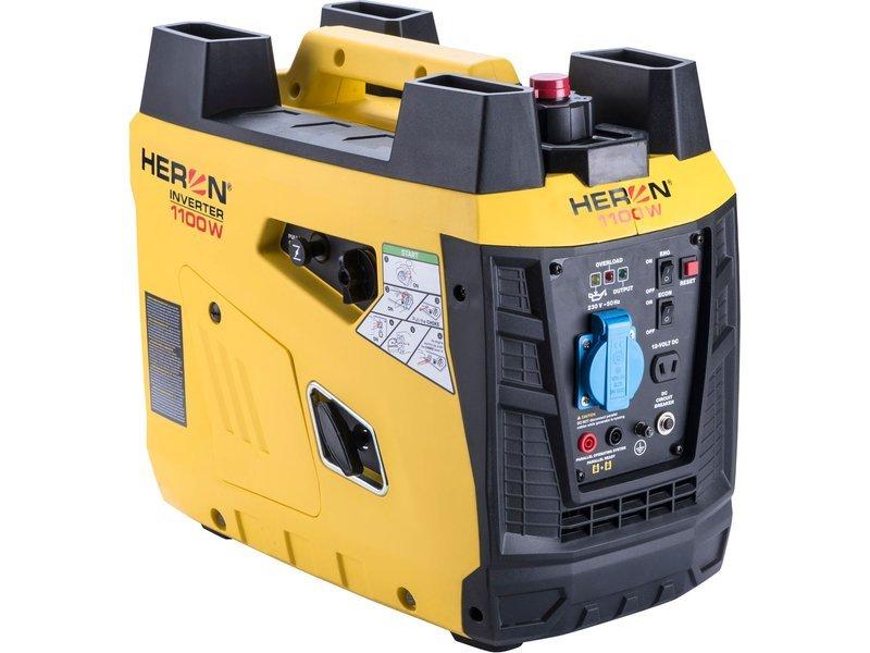 Heron 8896218 digitální invertorová elektrocentrála 1,1kW