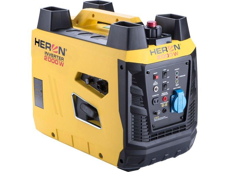 Heron 8896219 digitální invertorová elektrocentrála 2kW