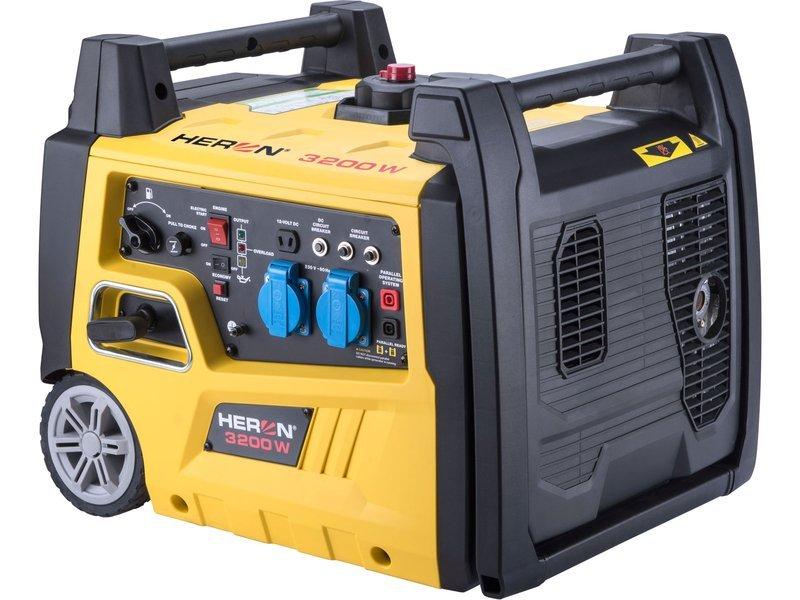 Heron 8896221 digitální invertorová elektrocentrála 3,2kW