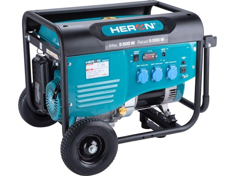 Heron 8896413 elektrocentrála 5,5kW