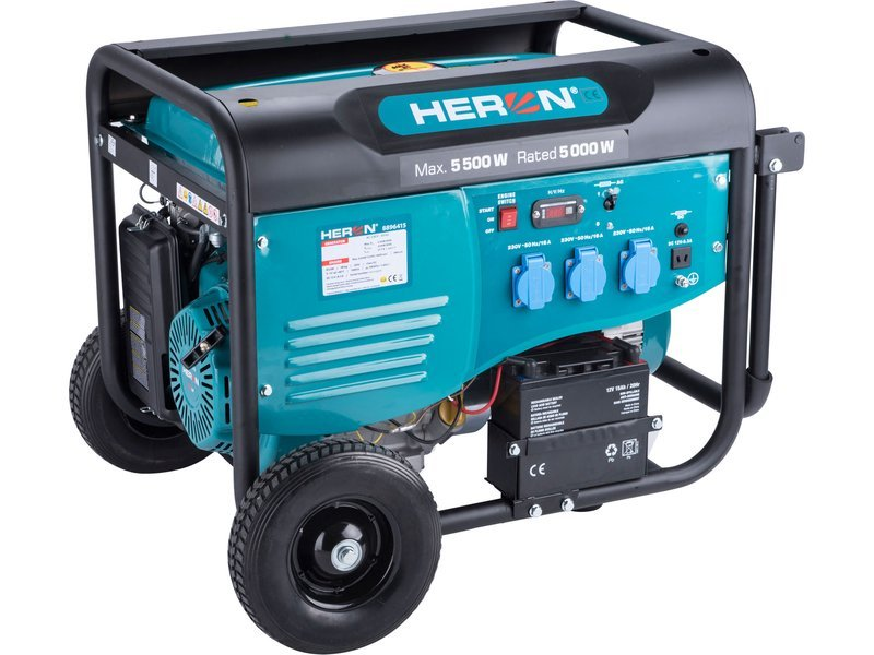 Heron 8896415 elektrocentrála 5,5kW