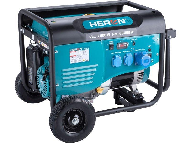 Heron 8896419 elektrocentrála 7kW