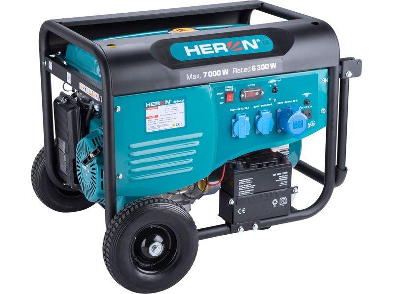 Heron 8896421 elektrocentrála 7kW