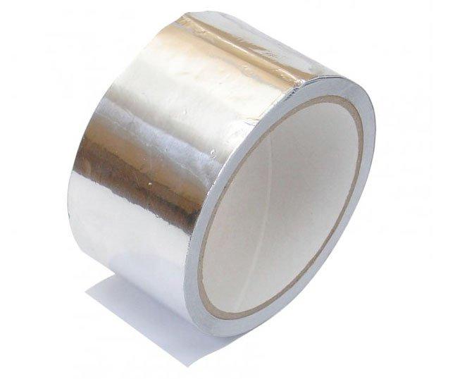 Páska lepicí hliníková 48mm/45m