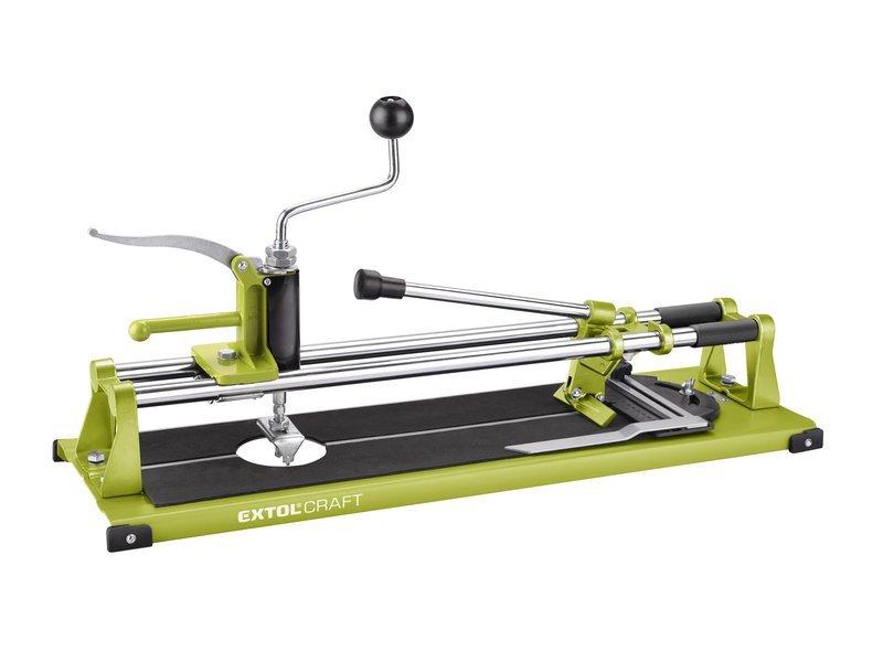 Řezačka obkladů s vykružovacím vrtákem Extol Craft - 600mm