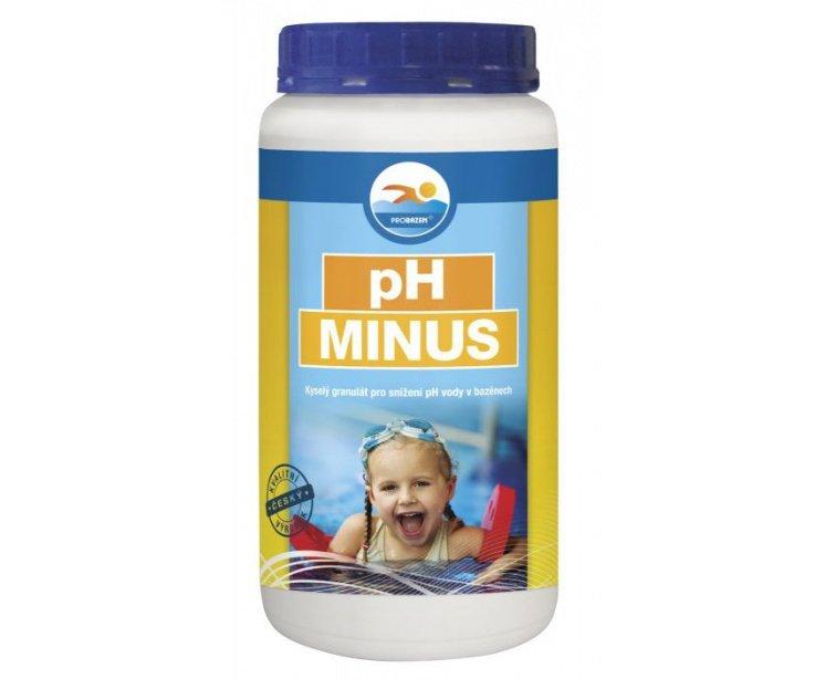 pH minus granulovaný - 1.5kg