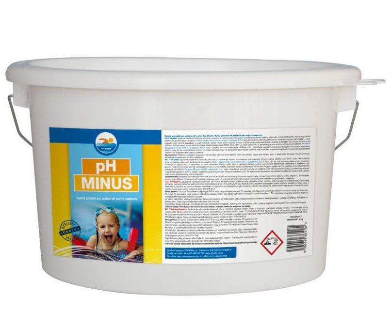 pH minus granulovaný - 5kg
