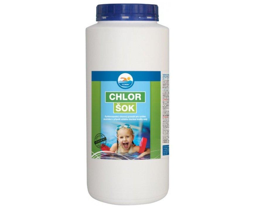 Chlor šok - 2.5kg