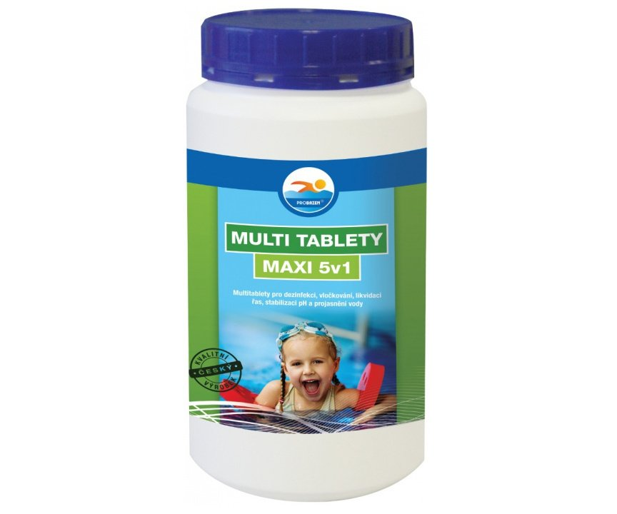 Multi tablety MAXI 5v1 - 1kg