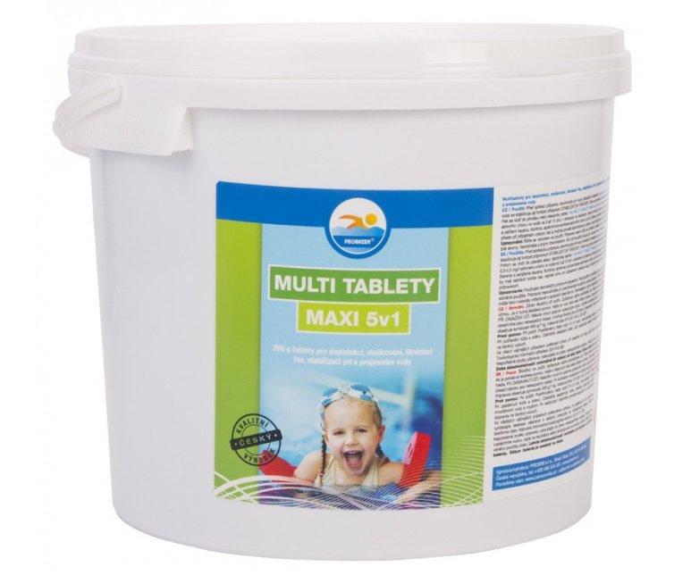 Multi tablety MAXI 5v1 - 5kg
