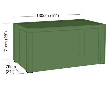 Plachta krycí na zahradní nábytek - 130x79x71cm