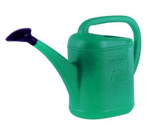 Konev plastová zelená 10l