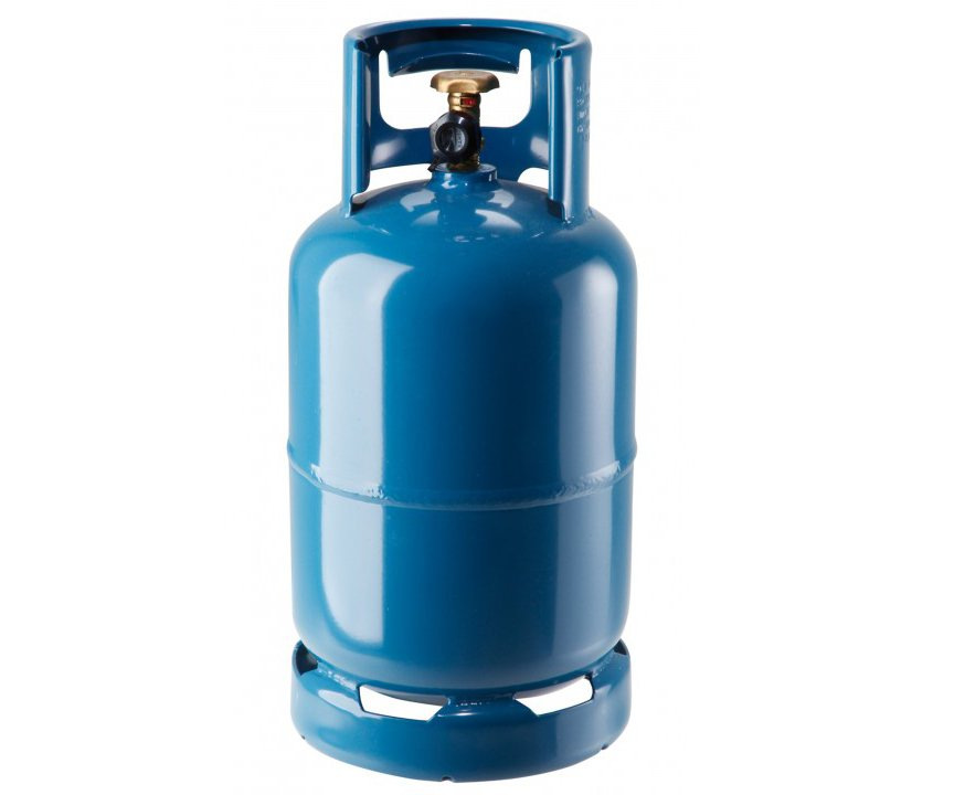 Plyn Propan-Butan náplň láhve - 5kg