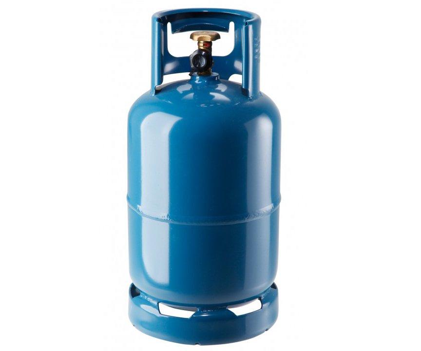 Plyn Propan-Butan náplň láhve - 10kg