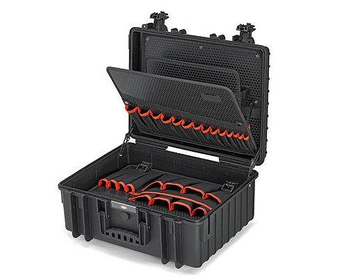 Kufr na nářadí Robust 34 Knipex 00 21 36 LE