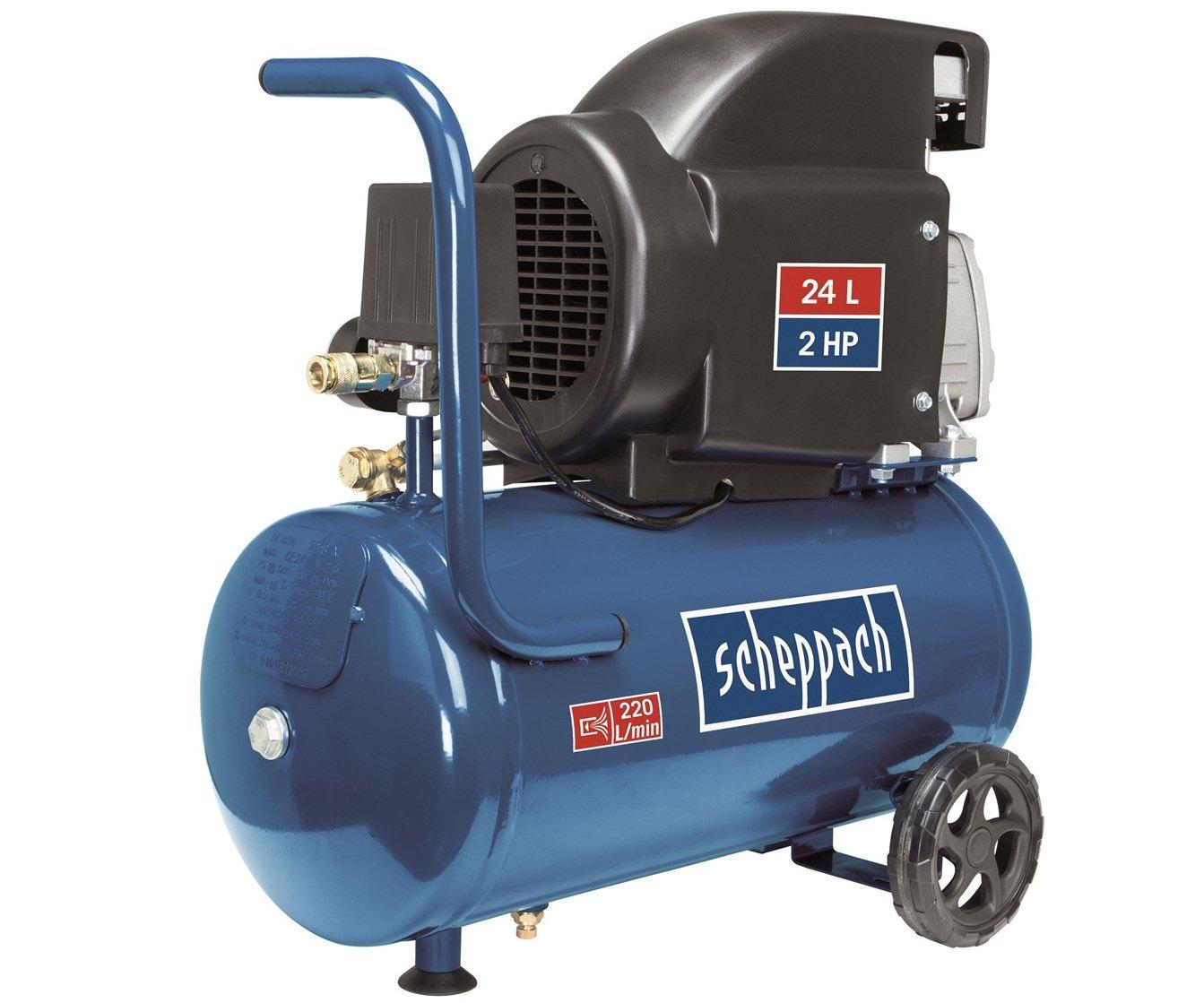 Scheppach HC 26 olejový kompresor