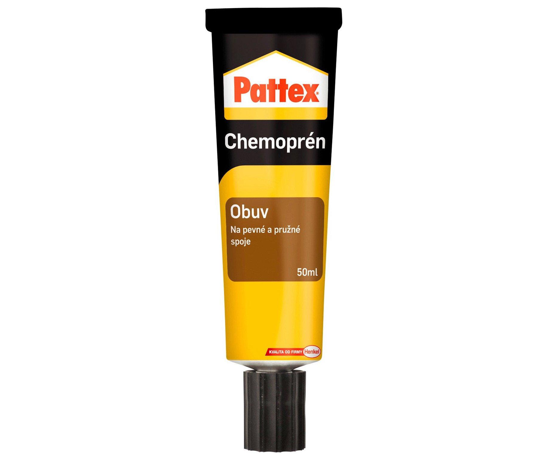 Lepidlo Pattex Chemoprén 50ml obuv