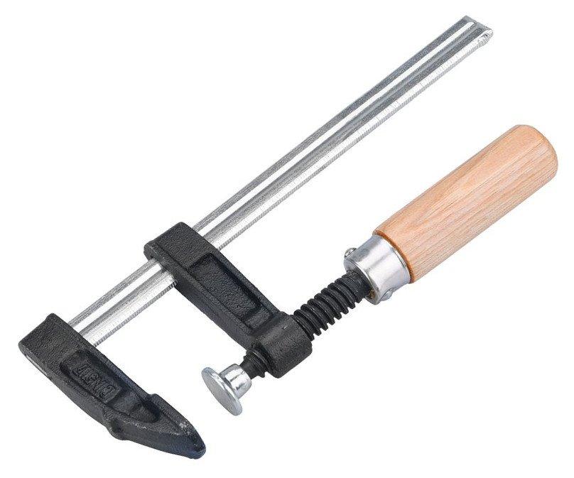 Svěrka F stolařská dřevěná rukojeť Extol Premium - 8815075 500x120mm