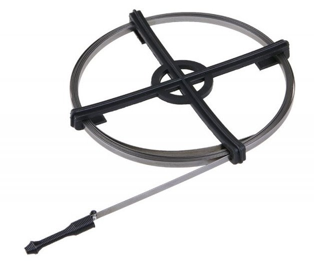 Péro protahovací elektrikářské - 4m/5mm