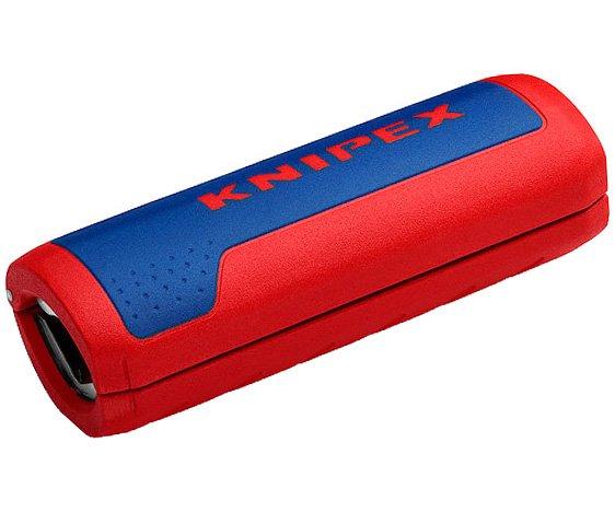 Nástroj na řezání vlnitých chrániček Knipex TwistCut 90 22 - 90 22 01 SB