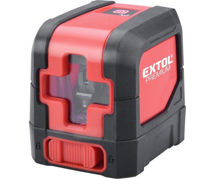 Laser křížový zelený Extol Premium 8823306