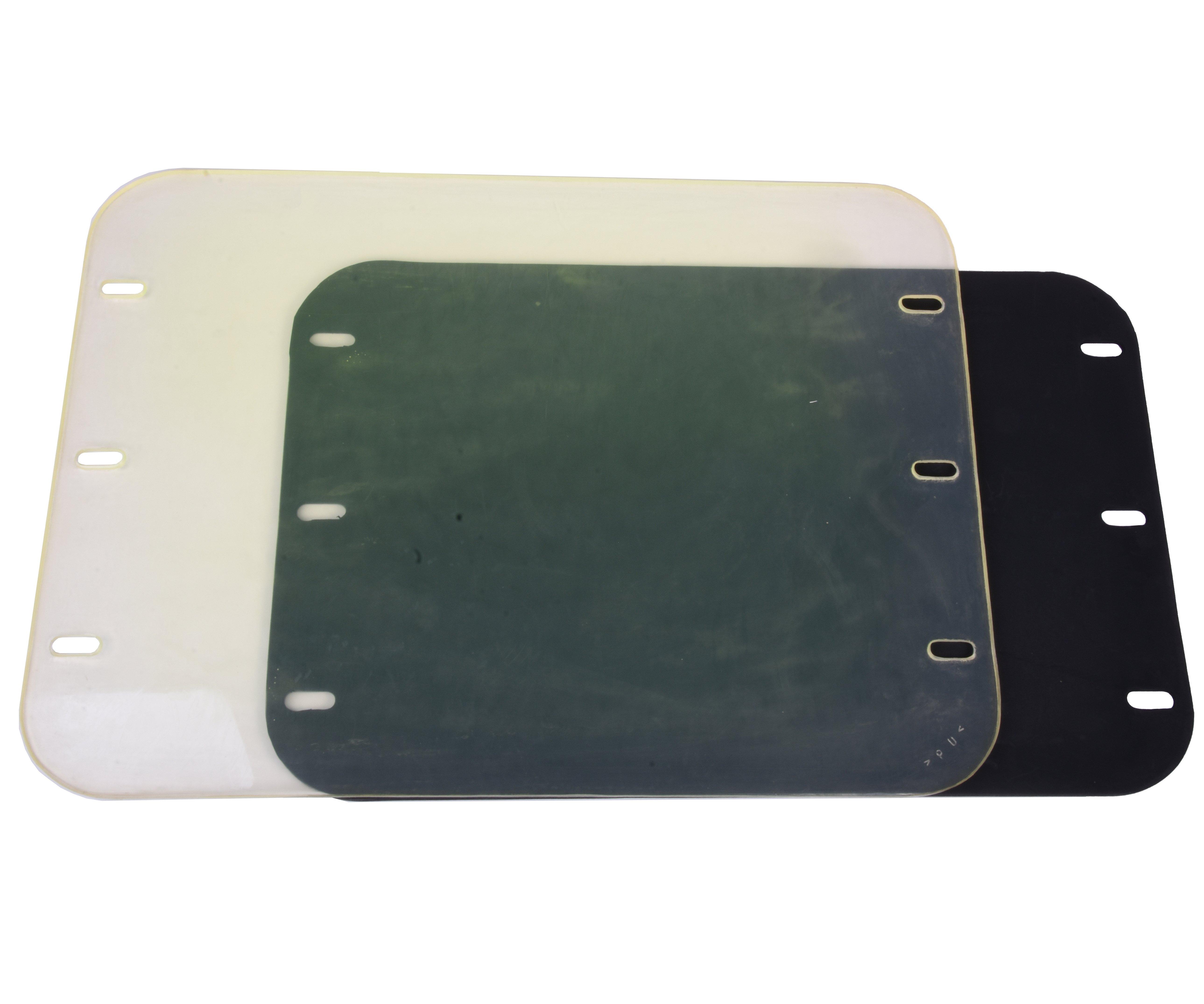 Podložka pod vibrační desku HP 1100 S Scheppach - černá
