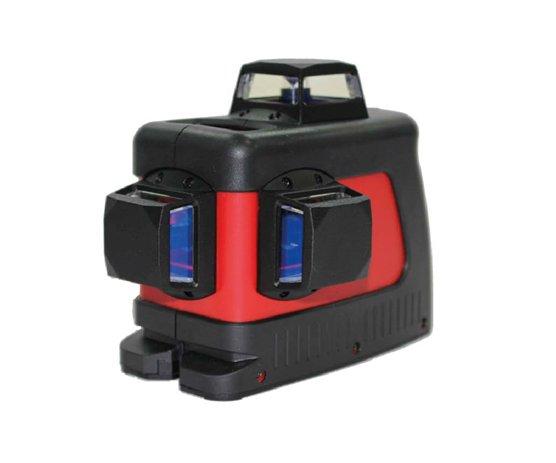 Laser křížový 3D červený 180040
