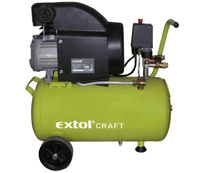 Extol Craft 418200 olejový kompresor 1500W