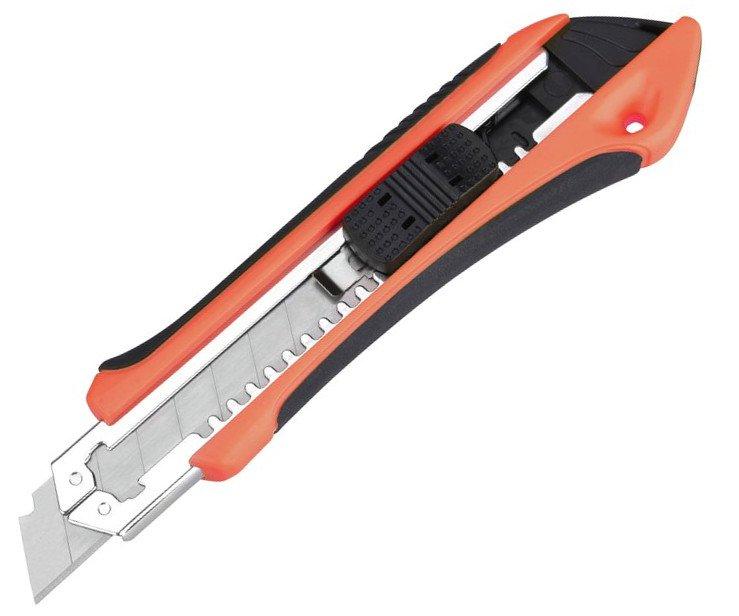 Nůž ulamovací 18mm se zásobníkem Extol Premium 8855023