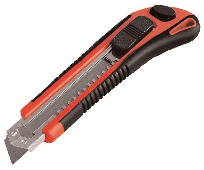 Nůž ulamovací 18mm se zásobníkem Extol Premium 80044
