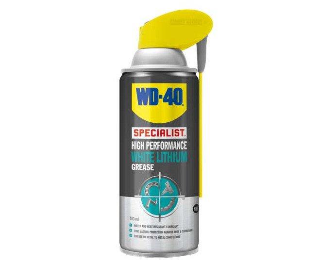 WD-40 Specialist 400ml bílá lithiová vazelína