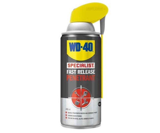 WD-40 Specialist 400ml rychle uvolňující penetrant