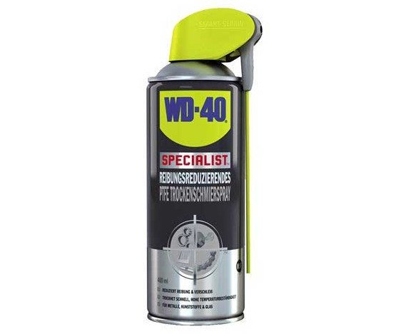 "WD-40 Specialist 400ml PTFE ""suché"" mazivo"