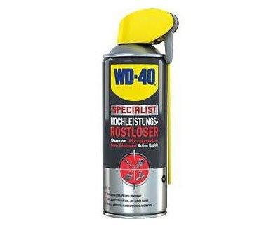 WD-40 Specialist 400ml odstraňovač rzi
