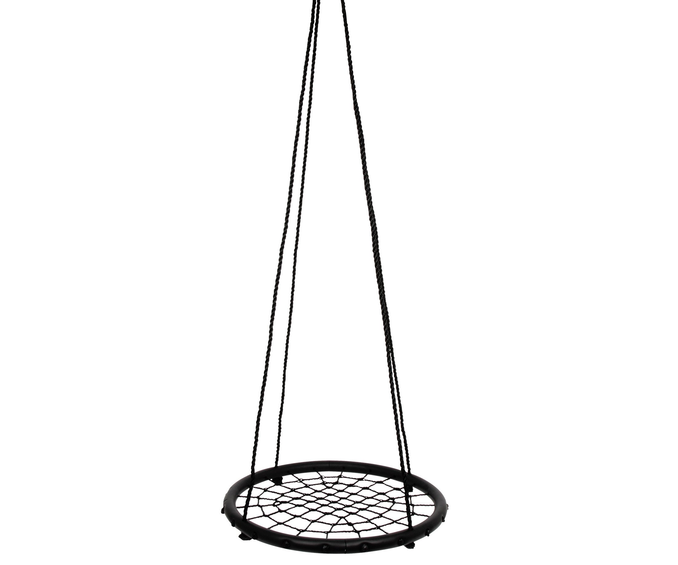 Houpačka dětská čapí hnízdo síť 61cm Small foot